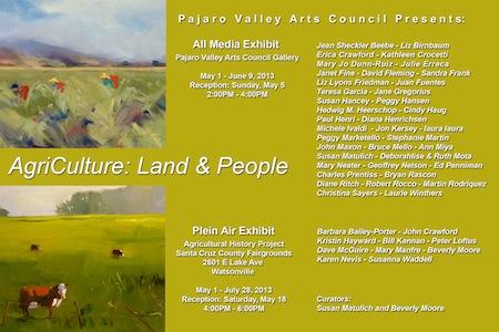 AgriCulture postcard