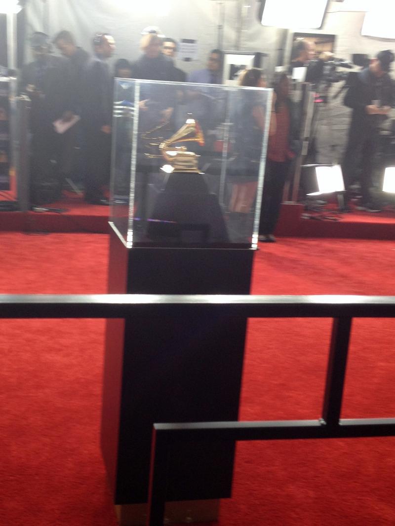 The Grammy!