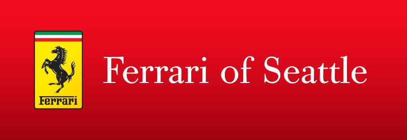 Ferrari of Seattle- Washington's Only Authorized Ferrari Dealer