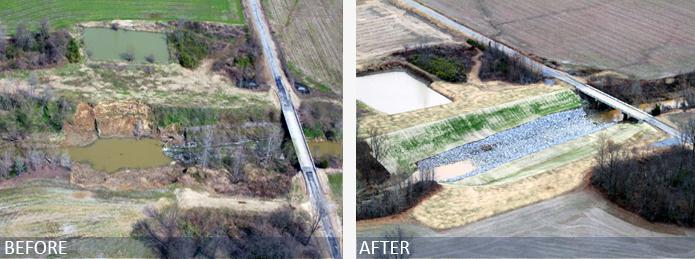 Cane Creek Restoration Project