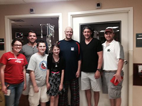 Dineen Foundation NHL Visit
