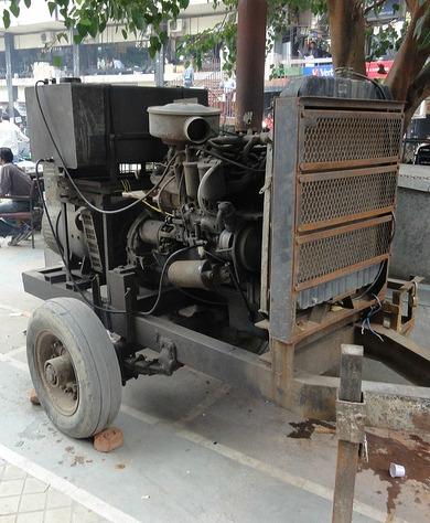 Generator in Delhi