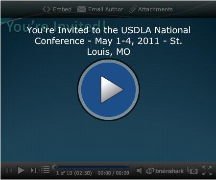 USDLA Invite