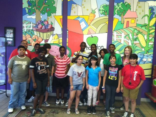 Md Anderson Ymca Summer Camp Northside