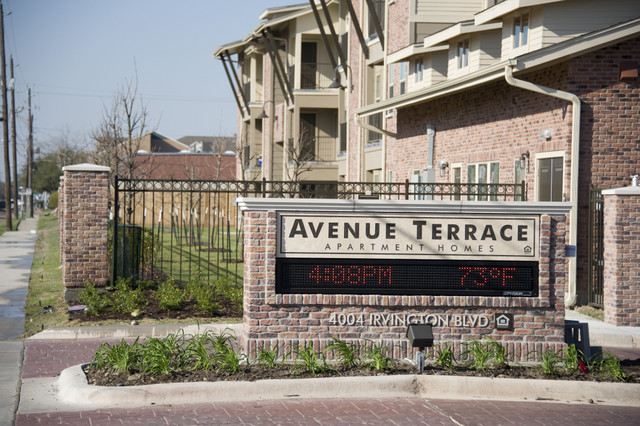 Avenue Terrace welcomes you home!