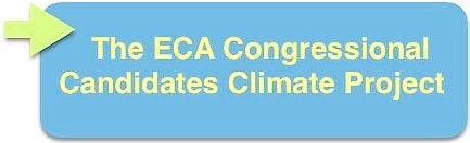 ECA Congressional Candidates Climate Project button