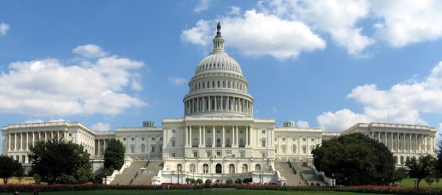 Capitol Building Washington_ DC