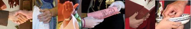hands of St. Philip's