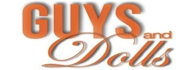 GUYS and DOLLS - new logo