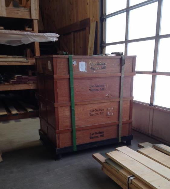L N Crate