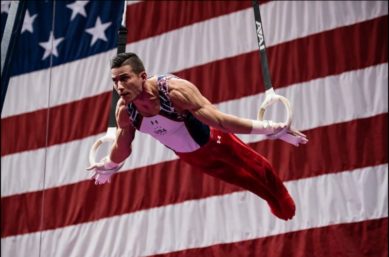 Alex Naddour Olympics Rio 2016