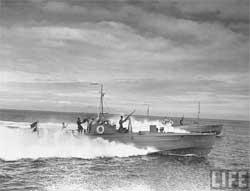 U.S. PT Boat