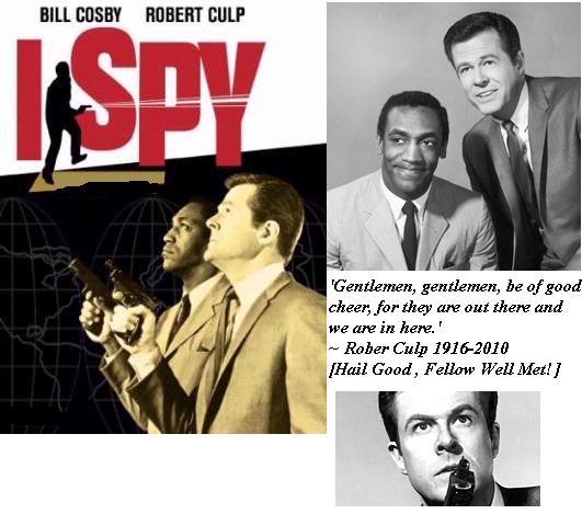 RIP Robert Culp - 1916-2010