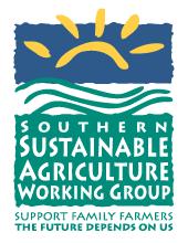Southern SAWG logo