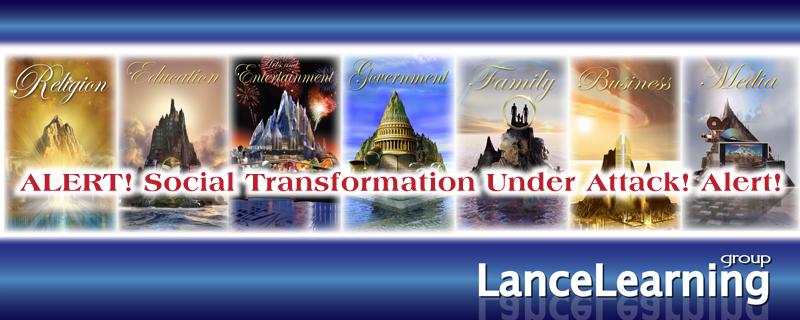 Alert Social Transformation Banner