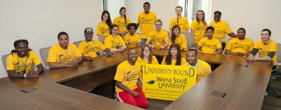 University Bound