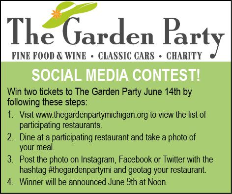 Garden Party Info