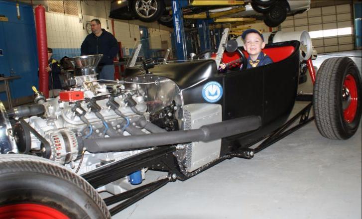 propane car
