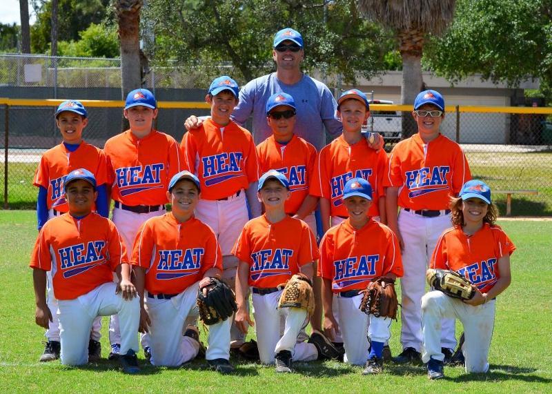 8u & 9u Heat Travel Baseball Teams coming Spring 2013!