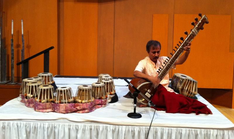UM Bangla : Improvised Indian Classical Music concert Friday in Chicago