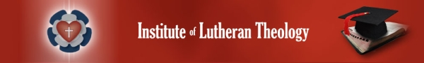 Institute of Lutheran Theology