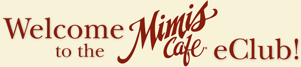 Mimi's Cafe at HoJo/Disneyland eClub