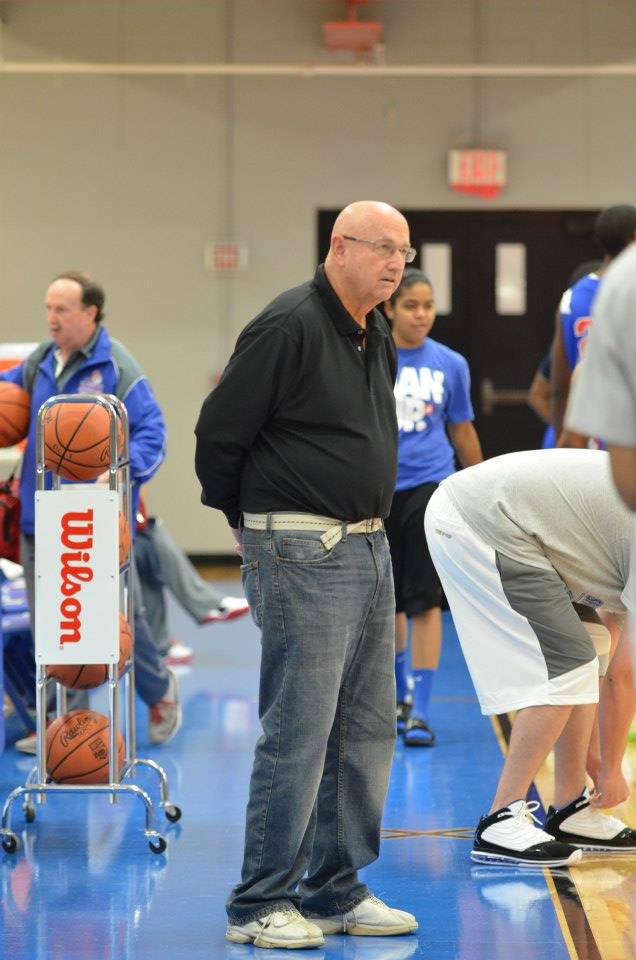 Coach Hinkley