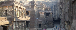 Ellora - Kailash Temple