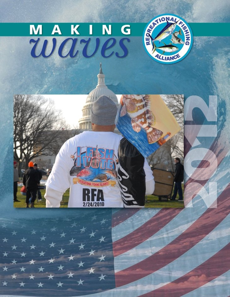 Making Waves Volume 1, Issue 1