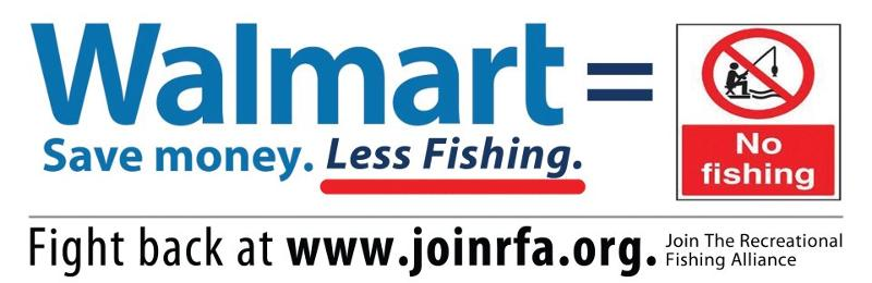 Boycott walmart bumper sticker