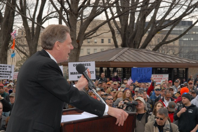 United We Fish Rep Pallone