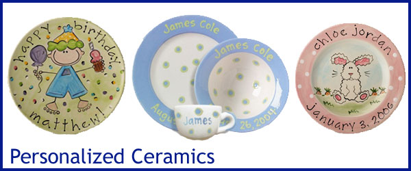 Personalized Ceramics