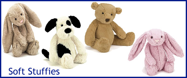 Jellycat Stuffies