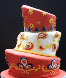 Petal Craft single cake design