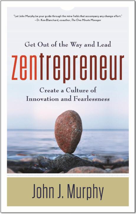 Zentrepreneur - book