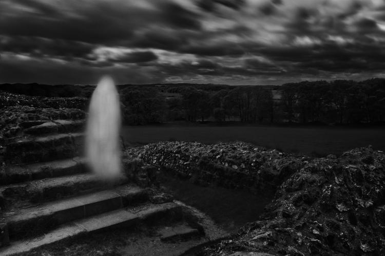 Old Sarum Castle No. 4