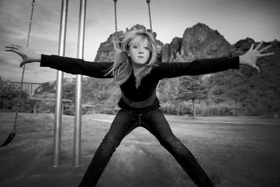 Mason Swinging