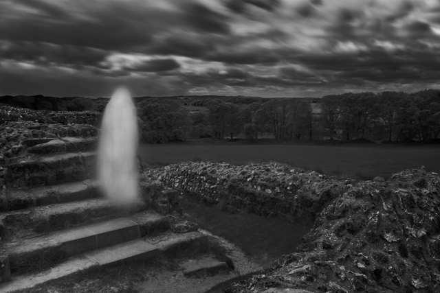 Old Sarum Castle