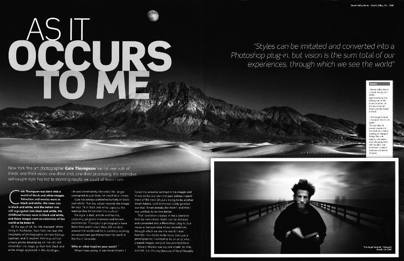 2011-6 Digital Photography Magazine Article