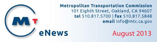 August 2013 eNews