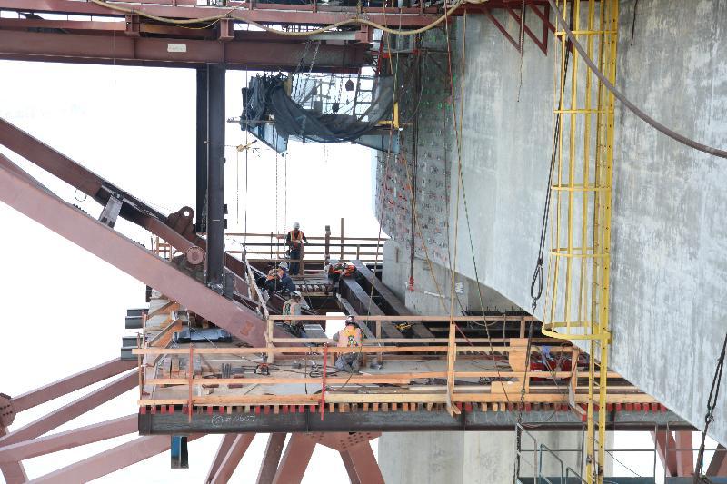 Bay Bridge Workers