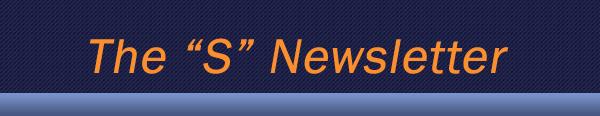 The S Newsletter_banner