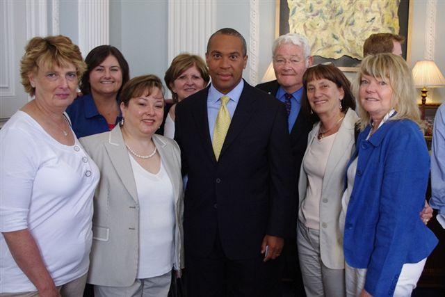 photo with gov