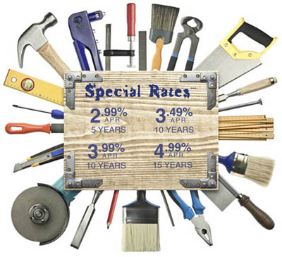 Home equity rates