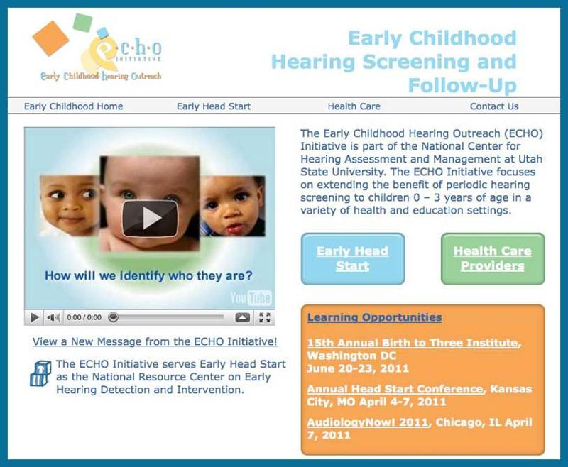 ECHO Home Page