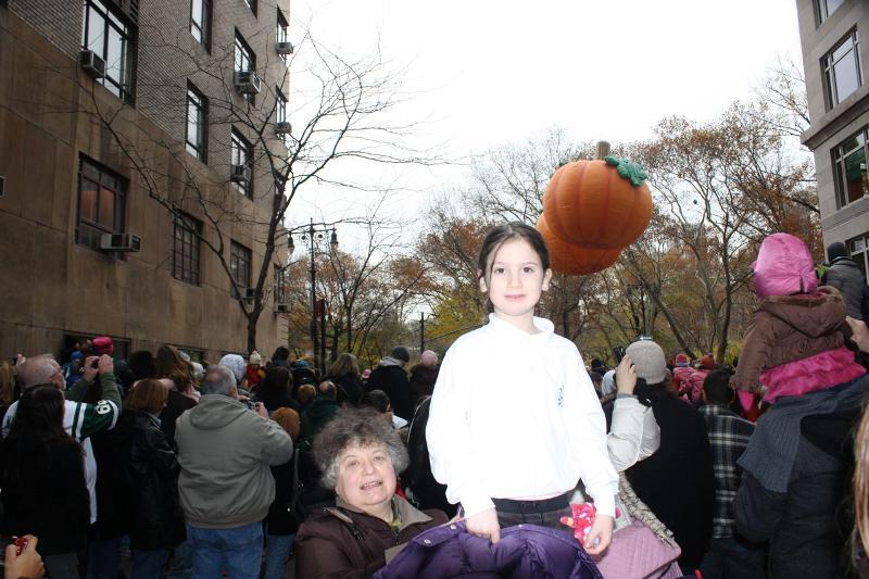 Yolkut Girl Thanksgiving