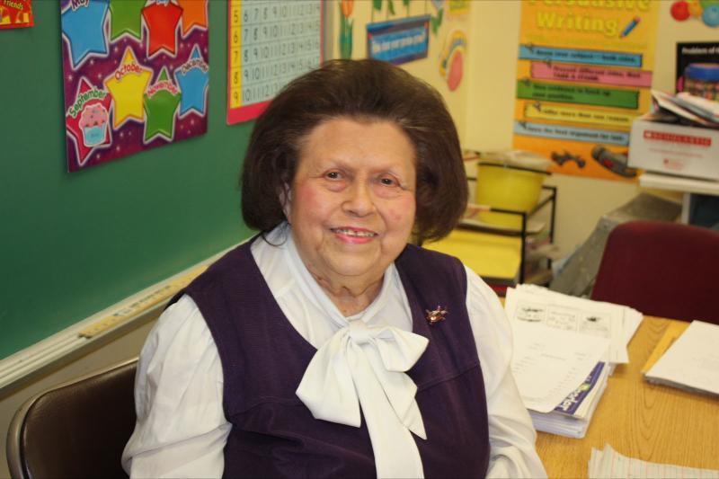 Mrs. Shirley Dorsey