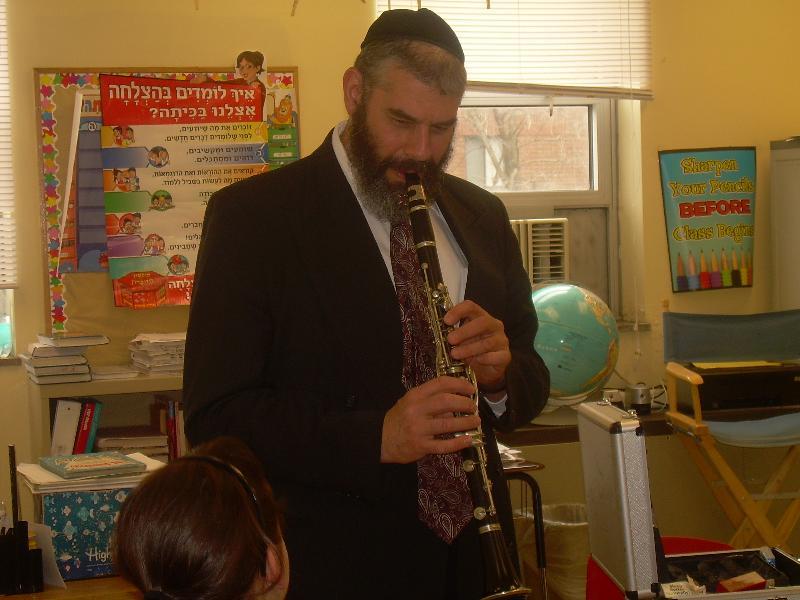 Rabbi Rosenberg