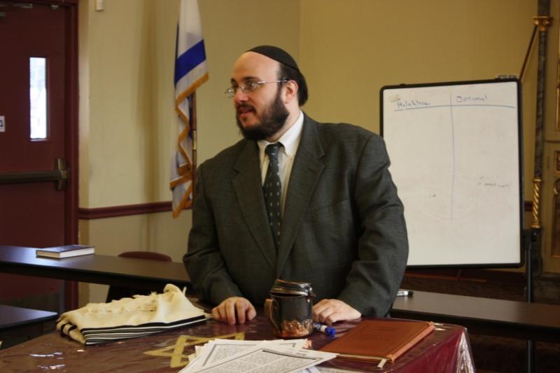 Rabbi Yolkut