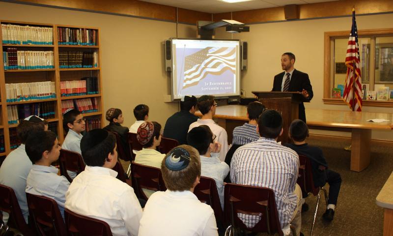 Rabbi Weinberg and 9-11